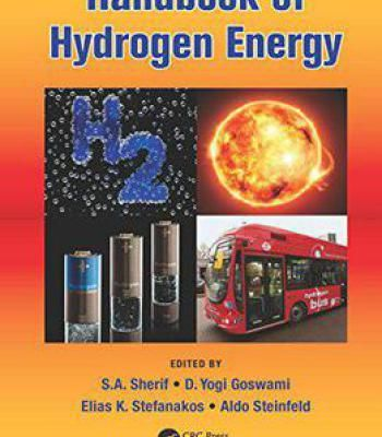 Handbook Of Hydrogen Energy (Mechanical And Aerospace