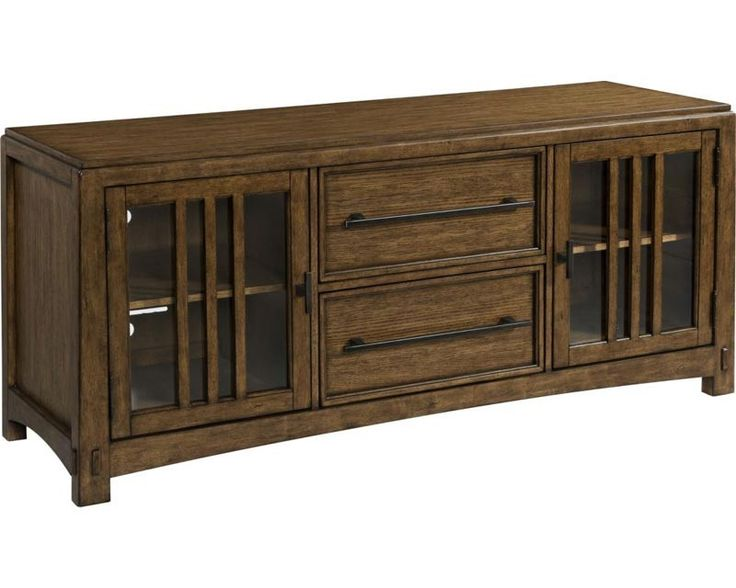 Broyhill Furniture - Winslow Park Cafe Media Console - 4604-055