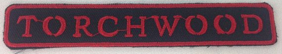 Doctor Who Torchwood Patch