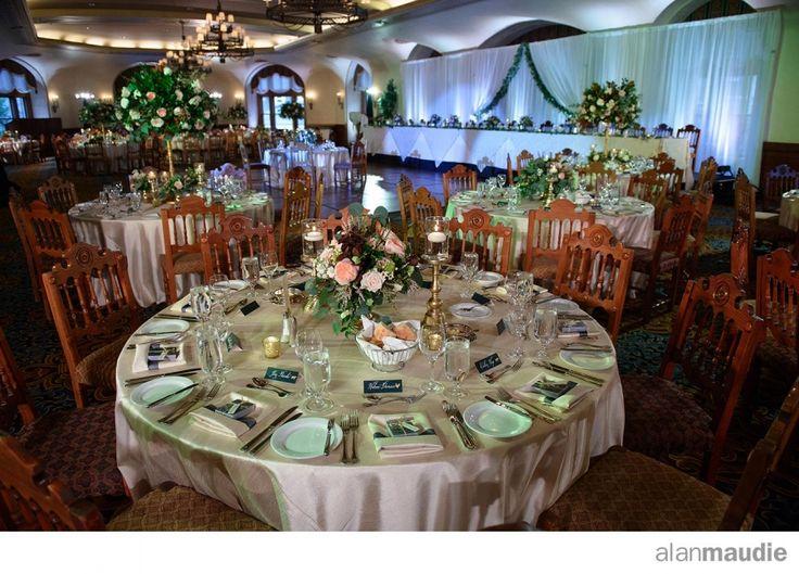Banff Springs Fall Wedding.  Decor by Shannon Valente. https://www.pinterest.com/svweddings/?etslf=5804&eq=shannon%20val