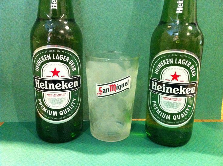 Heineken+San Miguel #desencuentros