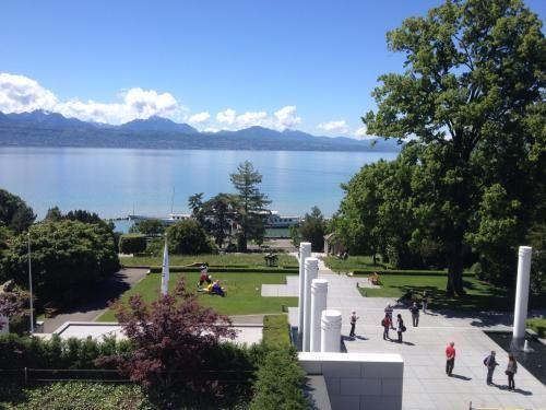 Lausanne, Musée jeux olympique