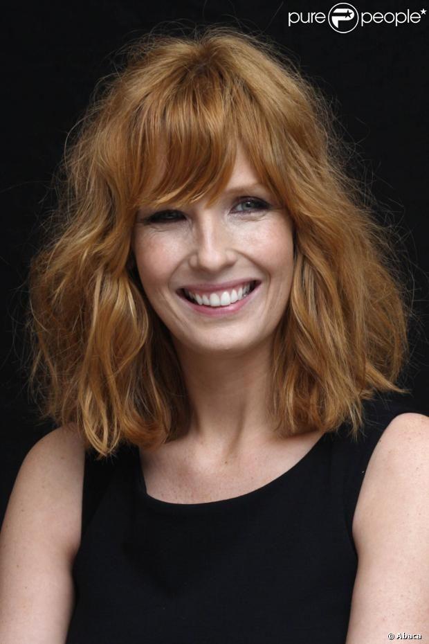 Kelly Reilly à la conférence de presse à l'avant-première du film  Flight  à Los Angeles, le 20 octobre 2012.