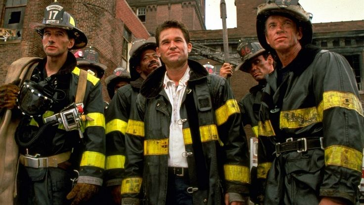 "Backdraft (1991) ""You go, we go!""One of my all-time favorite movies and soundtracks!!! :-)"