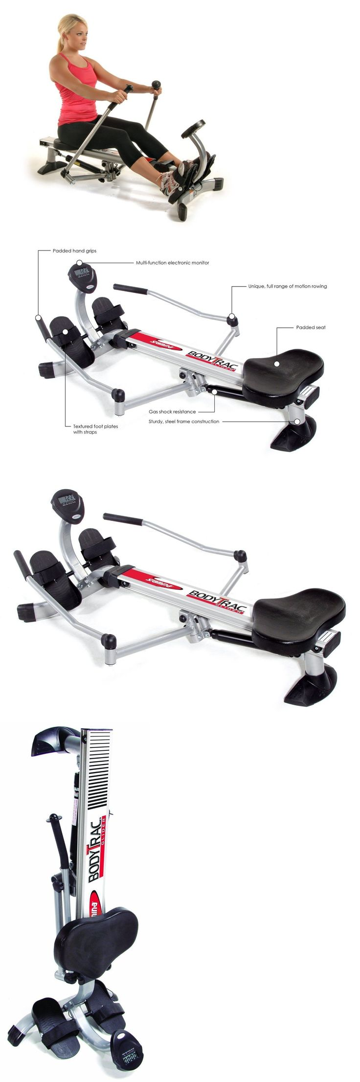 Rowing Machines 28060: Stamina Rowing Machine Cardio Exercise Folding Fitness Rower With Monitor New -> BUY IT NOW ONLY: $151.95 on eBay!
