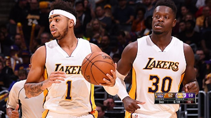 Phoenix Suns vs LA Lakers - Full Game Highlights | November 6, 2016 | 20...
