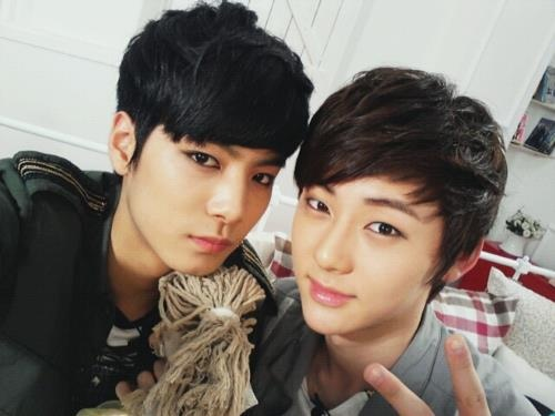 JR ~ Minhyun