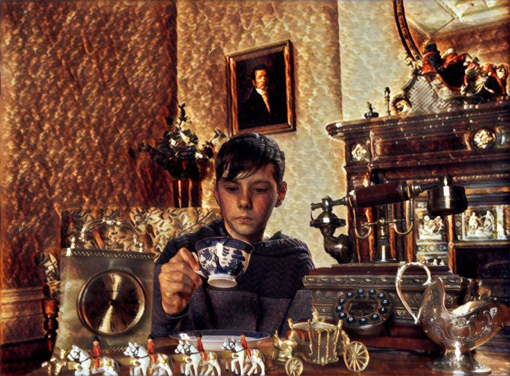 Noah Edward and The Haunted Manor book
