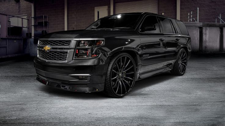2014 custom detailed chevy tahoe TXL - Google Search | My Chariot Awaits | Pinterest | Chevy