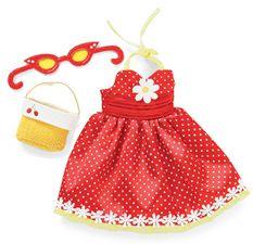 Groovy Girls Fashions Red She Said