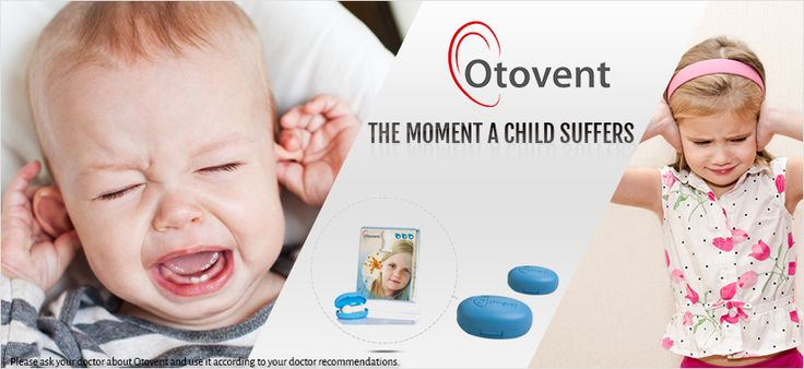 Otitis Media With Effusion Or (OME) In Small Children