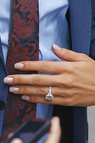 'Bachelorette' Kaitlyn Bristowe's engagement ring revealed! Gah!
