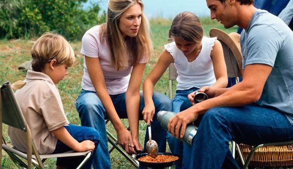 Camping-Rezepte: Dosenfutter muss nicht sein