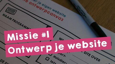 Programmeer en publiceer je eigen website met de HTML editor voor kinderen: WebTinq. Thuis of in de klas.