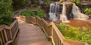 Blackwater Falls State Park: A spellbinding playground on Roadtrippers