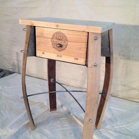 17 meilleures id es propos de barrique sur pinterest tonneaux de whisky barre de tonneau de. Black Bedroom Furniture Sets. Home Design Ideas