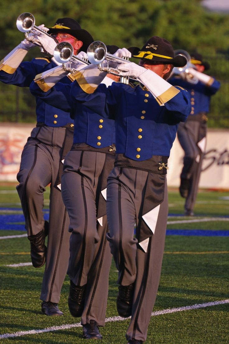 Marching Band Important Information