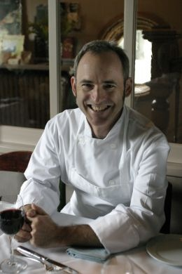 The Prune Restaurant and Stratford Chef School educator, Chef Bryan Steele, smiling