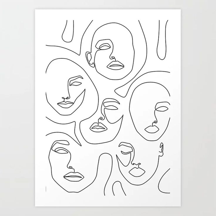 Fresh From The Dairy: Line Drawings – Romina Wieder