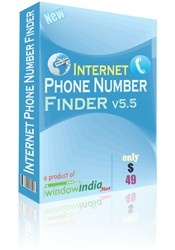 The Internet Phone Number Finder is a very useful tool which is capable of extracting phone number, cell phone numbers and fax numbers from the internet. The phone number extractor uses search engines like Google, Yahoo and Bing to search the numbers. http://www.windowindia.net/internet-phone-number-finder.html