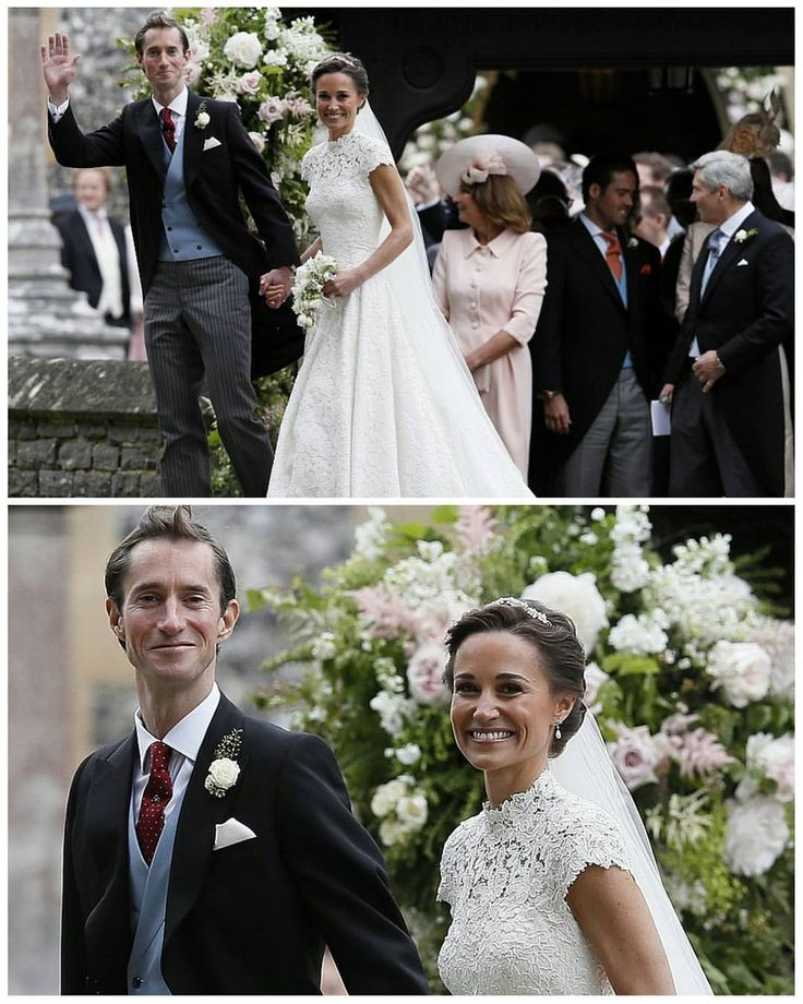 """351 Likes, 2 Comments - 👑 Catherine elizabeth 👑 (@_duchesskatemiddleton) on Instagram: """"Here comes the Bride ! The wedding of Pippa Middleton with James Matthews. Pippa Middleton stunned…"""""""