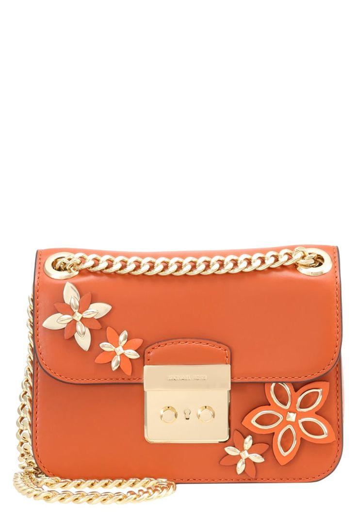 MICHAEL Michael Kors FLOWERS Umhängetasche orange Accessoires bei Zalando.de | Accessoires jetzt versandkostenfrei bei Zalando.de bestellen
