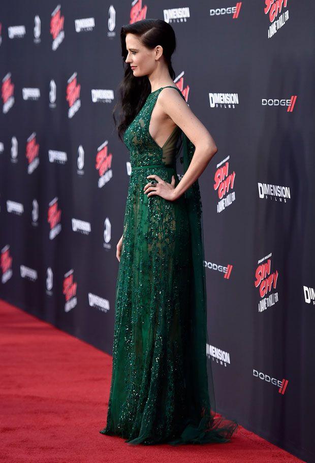 Eva Green - 'Sin City: A Dame To Kill For' LA Premiere