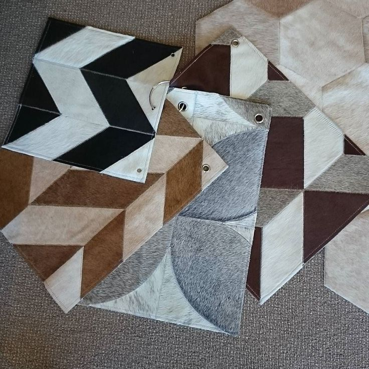 Choose the design that will change your room.  #indesign #interiordesign #incarugs #patchworkrug #patchwork #madetoorder #artinhides #cowhide #cowskin #made #leader #floorrug #floorcovers #carpets #rugs #vogue #theblock #theblock9