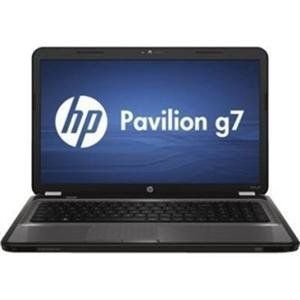 g7 2022us Notebook Refurb (B4Z74UAR#ABA) - by HP. $656.51. REFURBISHED ITEM NO RETURNS HP Pavilion g7-2022us Notebook PC; 2.50 GHz 2nd generation Intel Core i5-2450M Processor with Turbo Boost Technology up to 3.10 GHz; 6GB DDR3 SDRAM (2 DIMM); Maximum supported = 8GB; Intel HD graphics 3000 with up to 1696MB total graphics memory; 17.3-inch diagonal HD+ BrightView LED-backlit display (1600 x 900); 750GB 5400RPM hard drive with HP ProtectSmart Hard Drive Protection; Super...