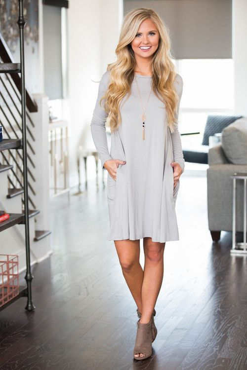 This beautiful dress is simply the picture of gorgeous - we know you'll love wearing this everywhere for a fun and fashionable look!