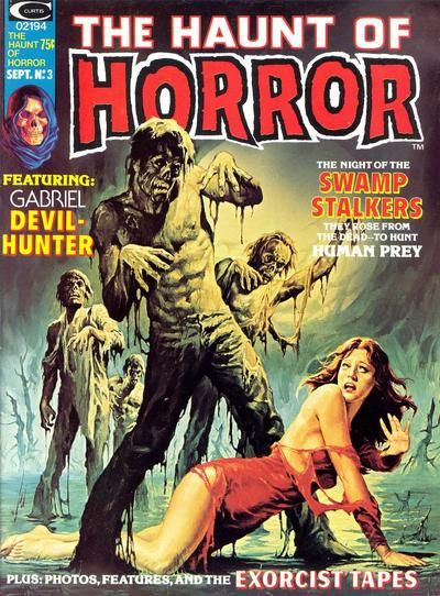 Cover for Haunt of Horror (Marvel, 1974 series) #3