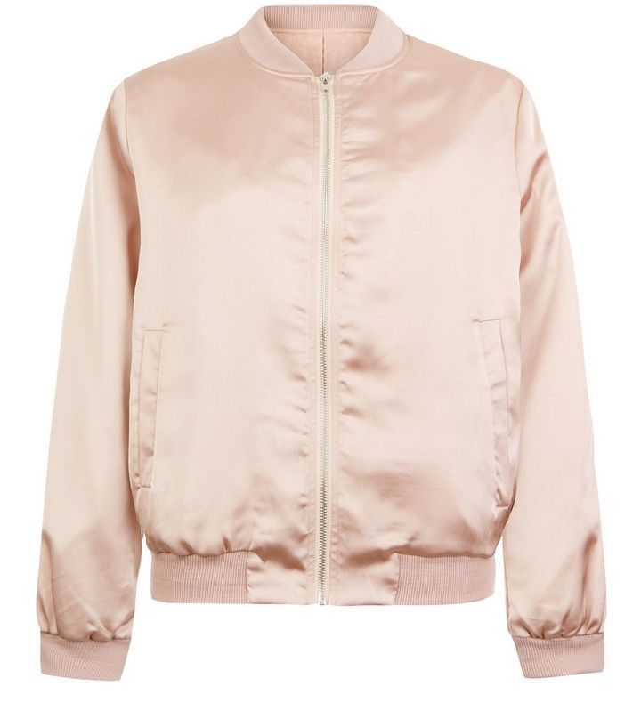 78 best ideas about pink satin bomber jacket on pinterest pink bomber pink bomber jacket and. Black Bedroom Furniture Sets. Home Design Ideas