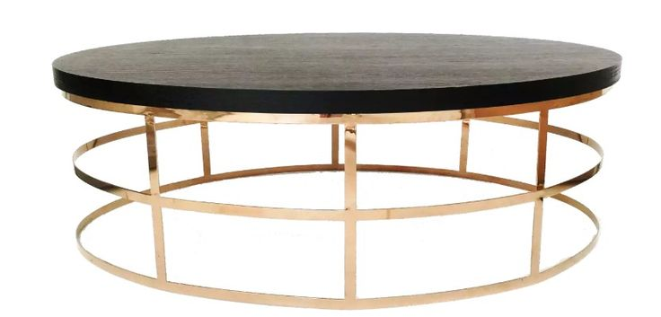 http://www.vintagevista.co.za/products/furniture/coffee-side-tables/black-coffee-table-on-steel-copper/163/2134