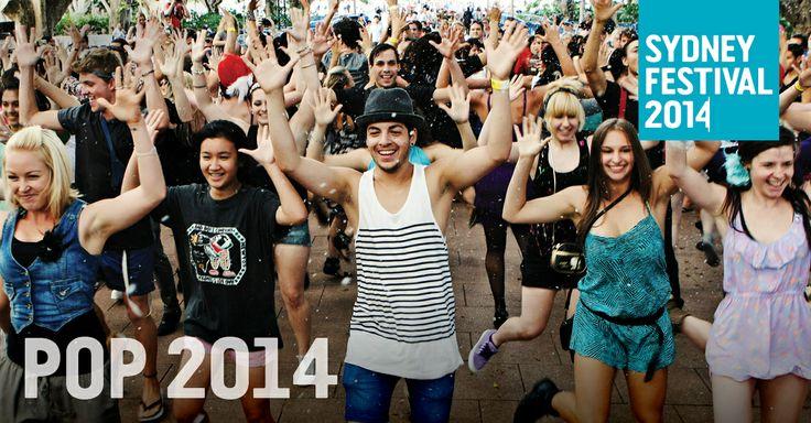 Parra Opening Party- Sydney Festival