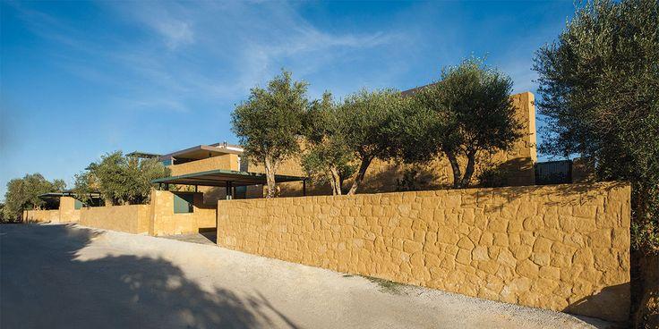 Τρεις εξοχικές κατοικίες στα Χανιά   ktirio.gr