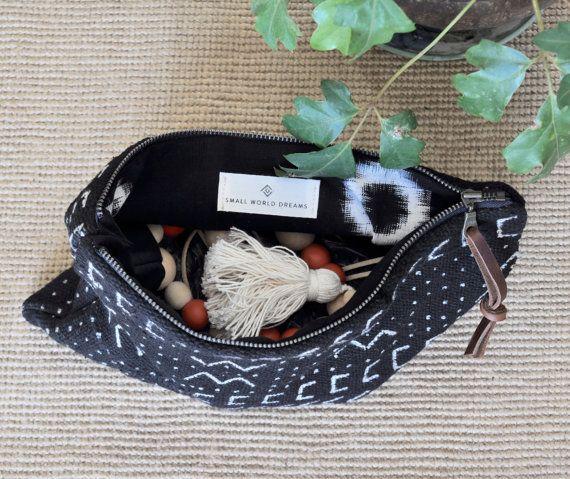 Boho embrayage sac à main sac à main sac par SmallWorldDreams