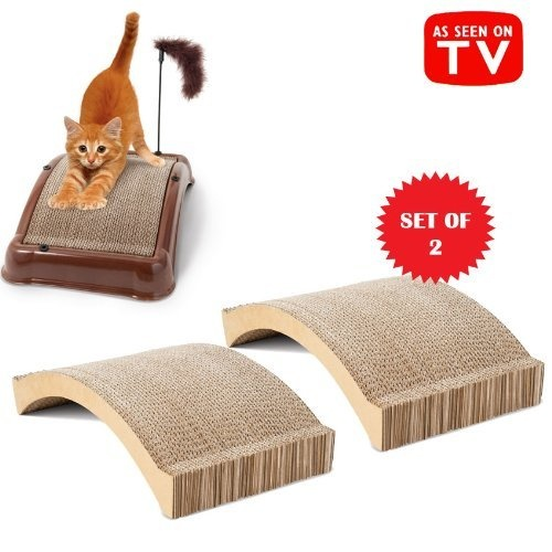 [Price is for a quanity of 2 Refills] Emery Cat Board Refills by EMERY CAT, http://www.amazon.com/dp/B0033RDLZI/ref=cm_sw_r_pi_dp_e5VPpb0V6MFQC