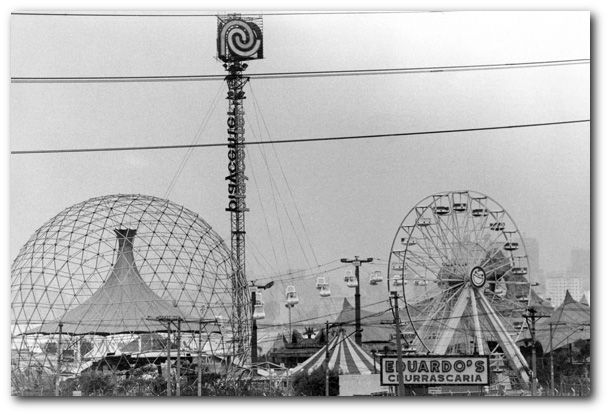 Parque de diversões Playcenter funcionou por 39 anos e chegou a receber cerca de 60 milhões de visitantes