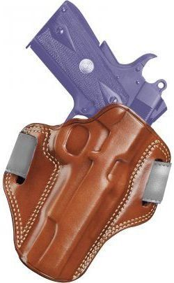 Galco Combat Master Belt Holster for Ceska Zbrojovka CZ75B 9mm (Tan, Right-hand) by Galco. $66.36. We combined premium saddle leather, double-stitched seams and hand-molded fit to create the Combat Master, a holster of exceptional quality.     The open top design offers a swift draw and presentation, while detailed molding provides secure retention. The butt-forward cant allows effective concealment of even a large defensive handgun. The Combat Master has an open muzzle and fi...