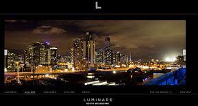 Luminare : view from balcony