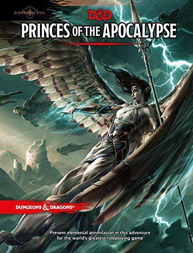 Princes of the Apocalypse (D&D Accessory) by Wizards RPG Team http://www.amazon.com/dp/0786965789/ref=cm_sw_r_pi_dp_SS1Dvb16B216V