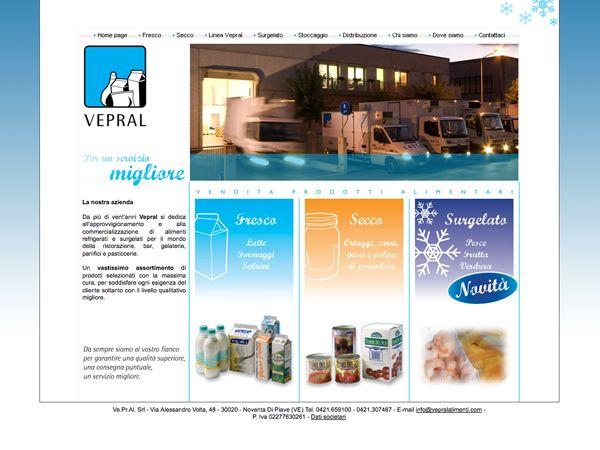 Realizzazione agenzia di comunicazione e web marketing  a Treviso H&P.
