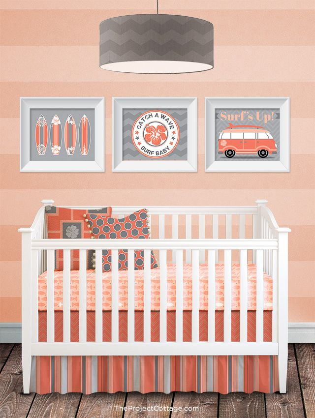 Enter to win a $150 shopping spree to @The Project Cottage to accessorize your nursery! #contest #giveaway #nursery: Cool Nurseries, Nurseries Decor, Projects Cottages, Cute Nurseries, Peaches Nurseries, Projects Nurseries, Nautical Nurseries, Baby Rooms, Nurseries Ideas