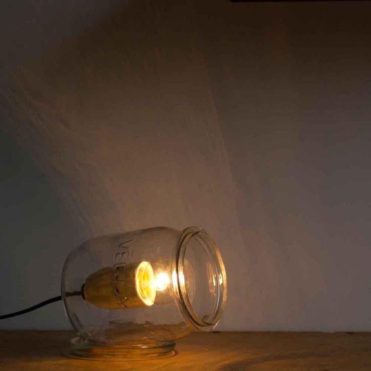 Weckpot lamp - Brainy Days