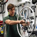 Here's one to print out and thumbtack next to your repair stand--a list of things you need to go over on your bike to ensure a safe, well-cleaned and well-oiled machine.