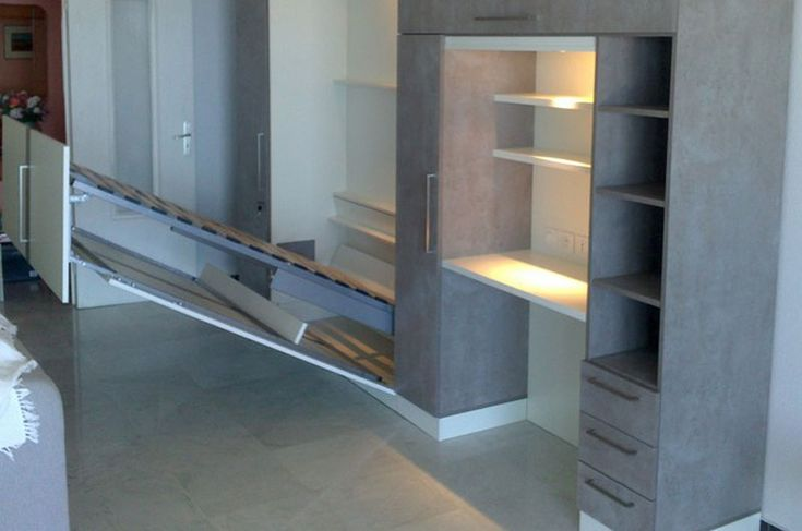 lit relevable et bureau bureau placard placard chambre lit relevable ...