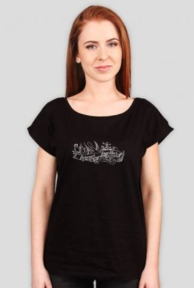 Forever together - damski t-shirt