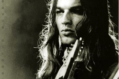 David Gilmour in the 70's #rocklove #PinkFloyd