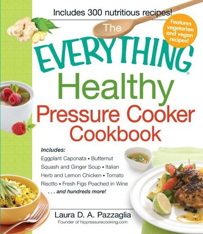 Pressure Cooker Cookbook give-away on @PressureCookingToday good luck!