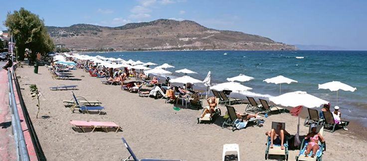 Avşa Plajları - Trend Oteller